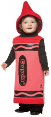 Crayola Infant Red Costume