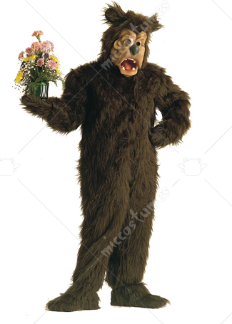 Crazy Critterz Barlton Bear Costume