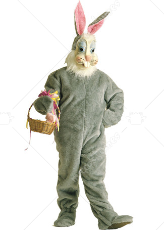Crazy Critterz Bunny Adult Costume
