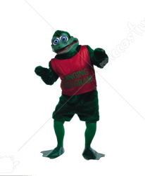 Crazy Critterz Frog Adult Costume