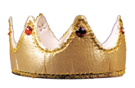 Crown King's With Jewels