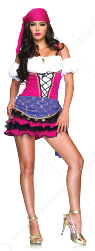 Crystal Ball Gypsy Adult Costume