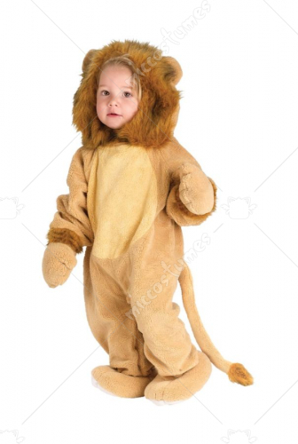 Cuddly Lion Toddler / Infant Costume