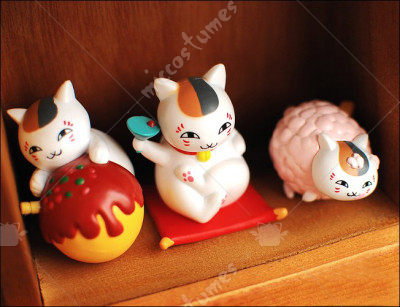 Cute Natsumes Book of Friends Madara Small Ornament