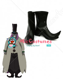 D. Grayman The Millennium Earl Cosplay Shoes