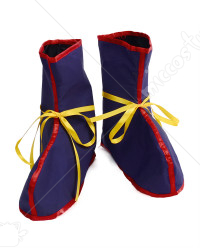Dragon Ball Z Son Goku Kame Sennin Boots Shoes Cover