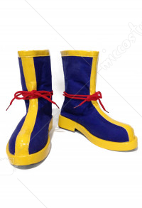Dragon Ball Son Goku Child Kid Cosplay Shoes Boots