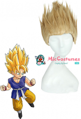 Dragon Ball Goku Saiyan Cosplay Wig