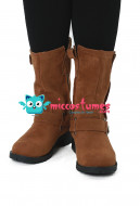 Dragon Ball Android 18 Cosplay Boots