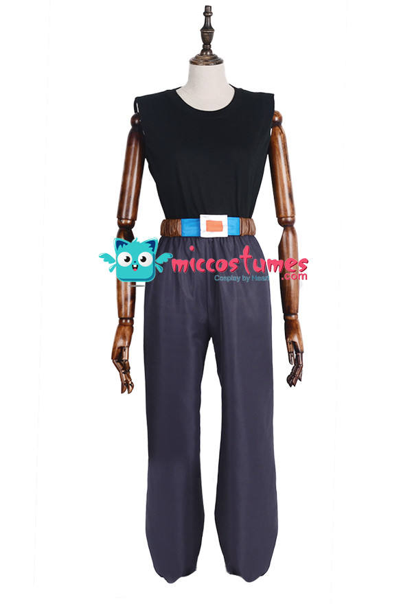 Dragon Ball Super Trunks Cosplay Kostüme