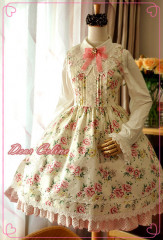 Dear Celine Spring Flower Lolita Dress