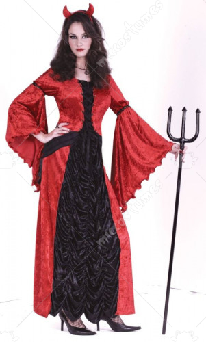 Devil Princess Adult Costume