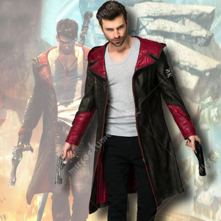 Devil May Cry 5 Dante Cosplay Costume