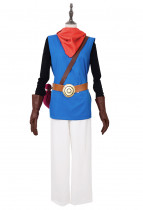 Dragon Quest Builders Cosplay Costume