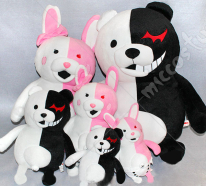 Dangan Ronpa Monobear Monomi Stuffed Toy