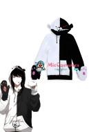 Dangan Ronpa Monobear Cosplay Costume Hoody