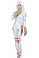 Deadman Wonderland Shiro Cosplay Costume