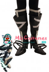D Gray Man Lenalee Lee Cosplay Shoes Boots