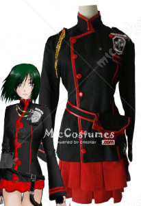 D Gray man Lenalee Lee Cosplay Uniform
