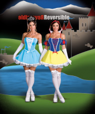 Damsels In Distress Adult Costume