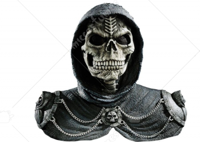 Dark Reaper Mask and Shoulders