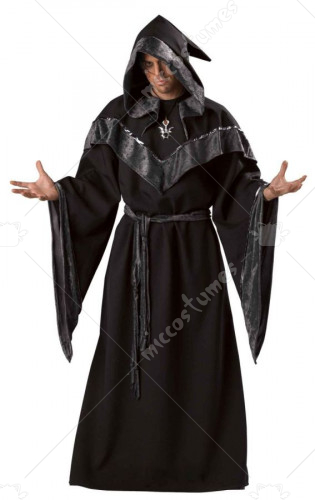 Dark Sorcerer Adult Costume