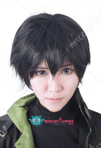 Darker than Black Hei Cosplay Wig