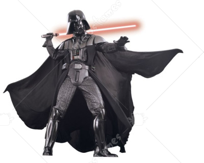 Darth Vader Supreme Extra Large Adult Costume