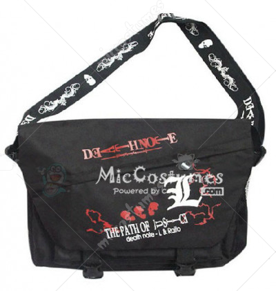 Death Note L Black Satchel