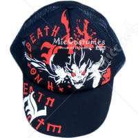 Death Note Raito Black Cap