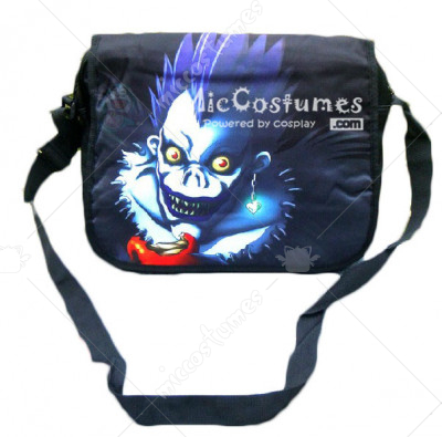 Death Note Ryuuku Canvas Shoulder Bag