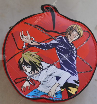 Death Note L Coin Purse Red