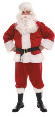 Deluxe Santa Suit Adult Costume