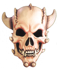 Demon Skull Mask