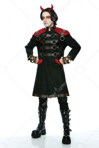 Demon Warlord Mens Adult Costume