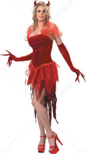 Demonia Devil Costume