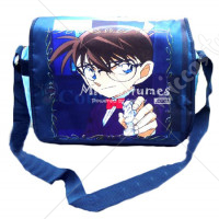 Detective Conan Dark Blue Flip Shoulder Bag