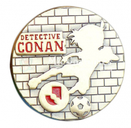 Detective Conan Golden Badge