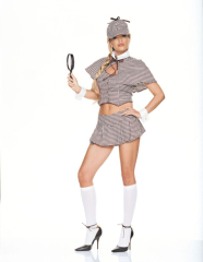 Detective Sexy Adult Costume