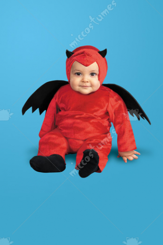 Devil D Little Costume