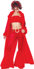 Devil Demonica Club Teen Costume