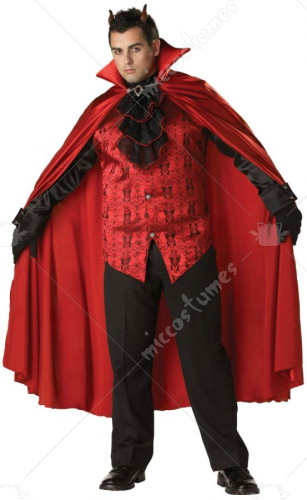 Devil Handsome Adult Costume