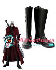 Devil May Cry Dnate Cosplay Boots