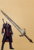 Devil May Cry Sparda Cosplay Sword Force Edge