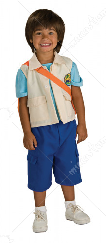 Diego Deluxe Child Costume