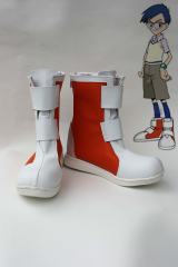 Digimon Kido Joe Cosplay Shoes