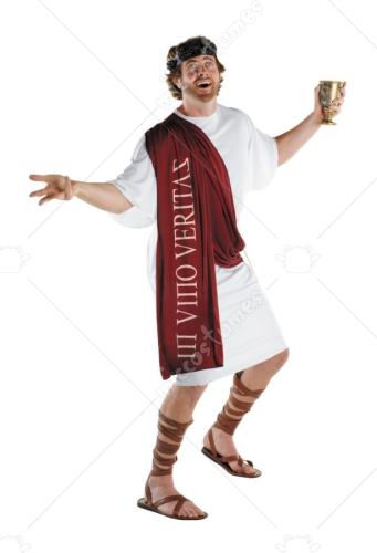 Dionysus God of Wine Adult Costume