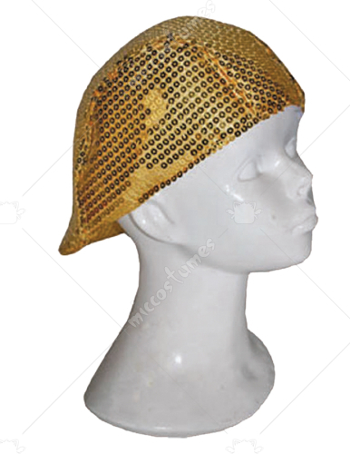 Disco Hat Gold