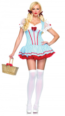 Diva Dorothy Sexy Adult Costume