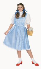 Sexy Sequin Dorothy Adult Plus Costume